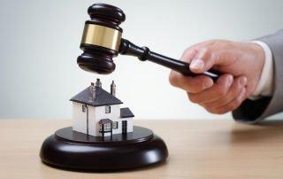 Come bloccare un'asta immobiliare